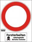 Best.-Nr. 1196 Bannerschild VZ 250 mit Totenkopf
